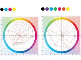 印刷物の色管理-旅